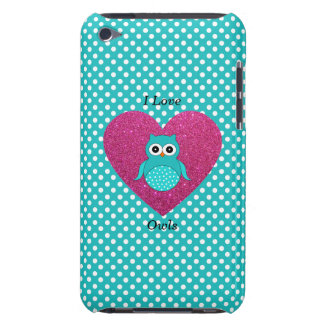I love owls iPod touch covers