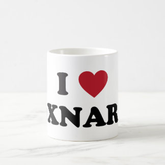 I Love Oxnard California Coffee Mug
