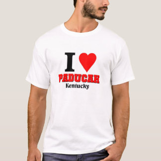I love Paducah, Kentucky T-Shirt