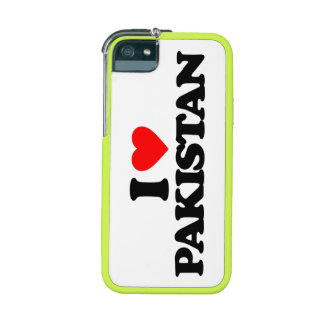 I LOVE PAKISTAN CASE FOR iPhone 5