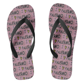 I love Palermo Design Flip Flops