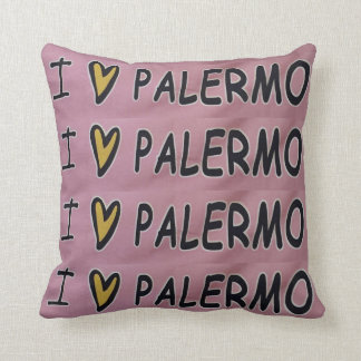 I love Palermo Design Pillow