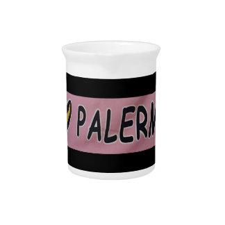 I love Palermo Design Pitcher