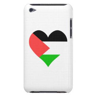 I Love Palestine Heart iPod Case-Mate Cases