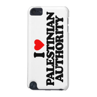 I LOVE PALESTINIAN AUTHORITY iPod TOUCH (5TH GENERATION) COVERS