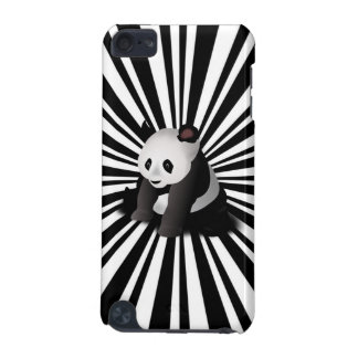 I Love Pandas iPod Touch (5th Generation) Case