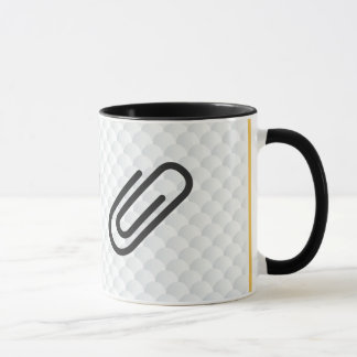I Love Paperclip Crafts Mug
