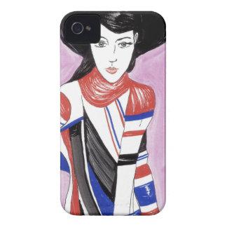 I Love Paris iPhone 4 Covers