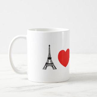 """I """"LOVE"""" PARIS Mug"""