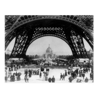 I Love Paris Postcard