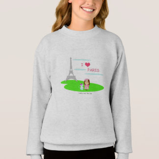 I love Paris Sweatshirt