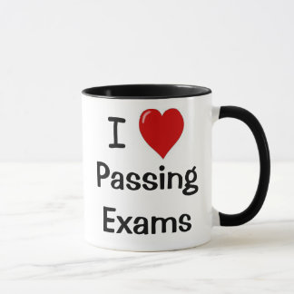 I Love Passing Exams I Love Passing Exams! Mug