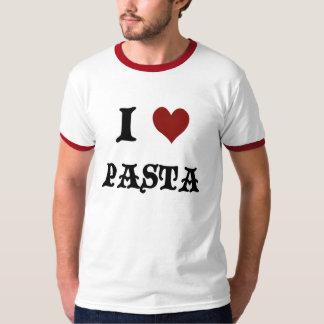 I Love Pasta Mens T-Shirt