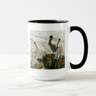 I Love Pelicans! Coffee Mug