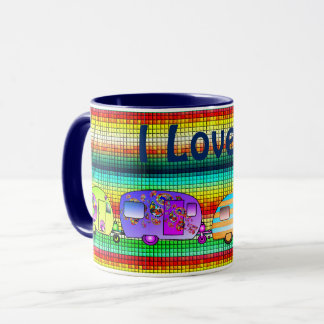 I Love... Personalized Cup
