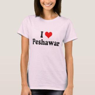 I Love Peshawar, Pakistan T-Shirt