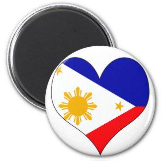 I Love Philippines Magnet