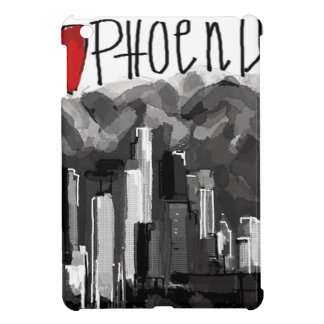 I love Phoenix iPad Mini Case