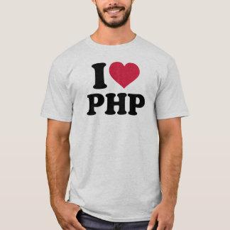 I love php T-Shirt