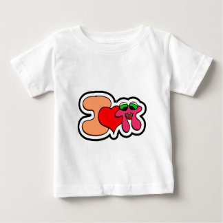 I love pi baby T-Shirt