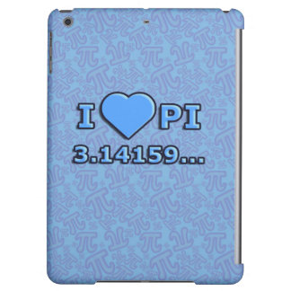 I LOVE PI - BLUE MODEL