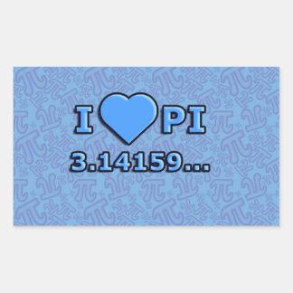 I LOVE PI - BLUE MODEL