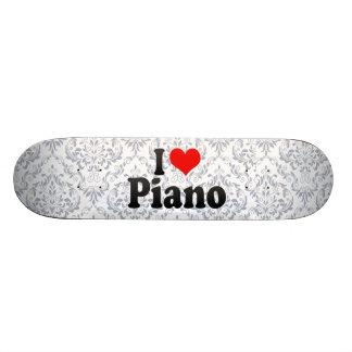 I love Piano Skate Board Decks