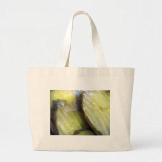 I Love Pickles Large Tote Bag