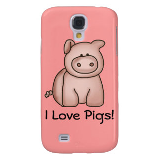 I Love Pigs