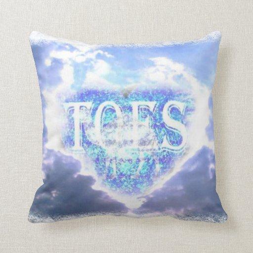 I love... pillow