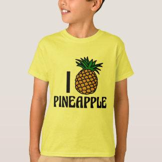 I Love Pineapple T-Shirt