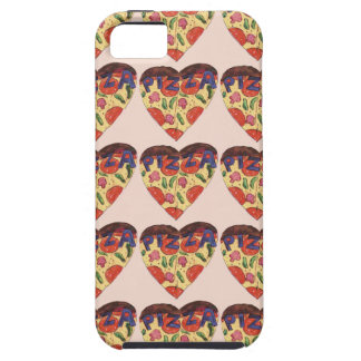 i love pizza iPhone 5 cover