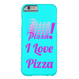 I Love Pizza Phone Case