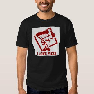 I Love Pizza Tee Shirts