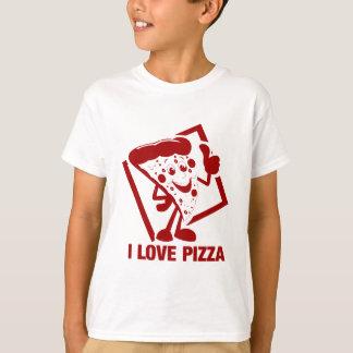 I Love Pizza Tshirt