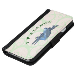 I Love Planes - Atlas A400M Aircraft iPhone 6 Wallet Case