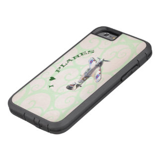 I Love Planes - Hawker Hurricane Tough Xtreme iPhone 6 Case