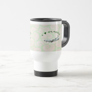 I Love Planes - KC135A Stratotanker Travel Mug