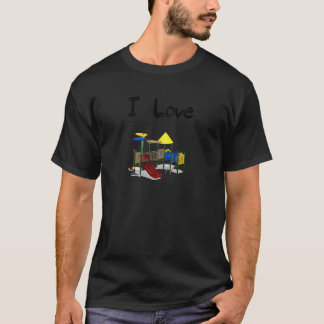 I Love Playground T-Shirt