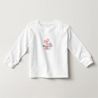 I love Plumpy'Nut T-shirt (toddler)
