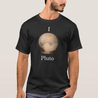 I Love Pluto Heart T-Shirt