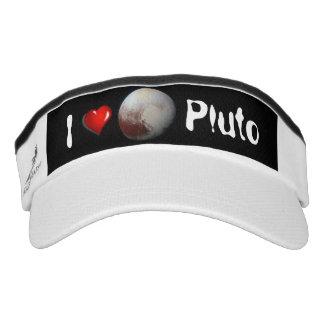 I love Pluto Visor