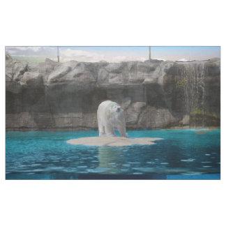 I love polar bears fabric