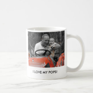 i love pops coffee mug