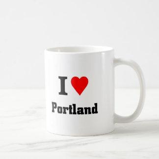 I love Portland Coffee Mug