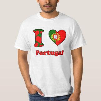 I love Portugal T-Shirt