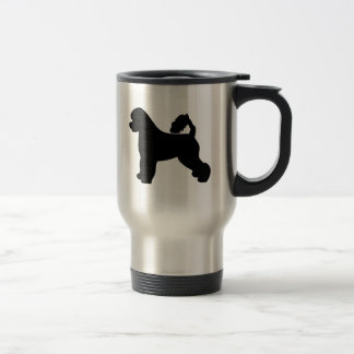 I Love Portuguese Water Dogs Travel Mug