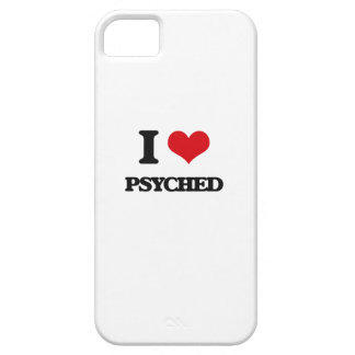 I Love Psyched iPhone 5 Case