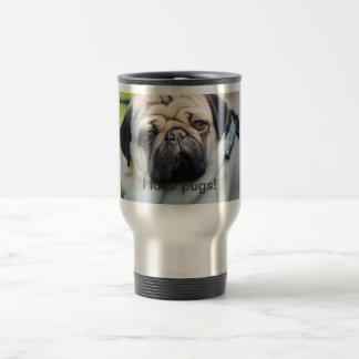 I love pugs cup