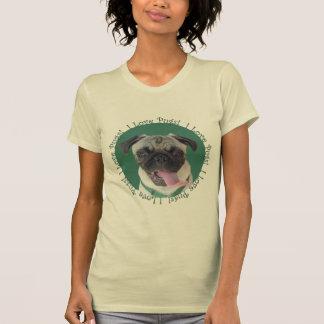 I Love Pugs! T-shirts